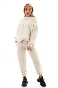 Eve Di*r Inspired Jogger Nude
