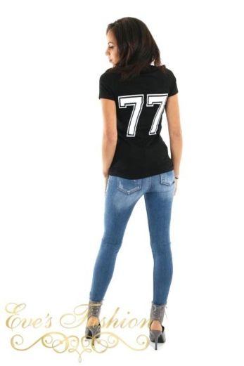 OMG Tshirt Black