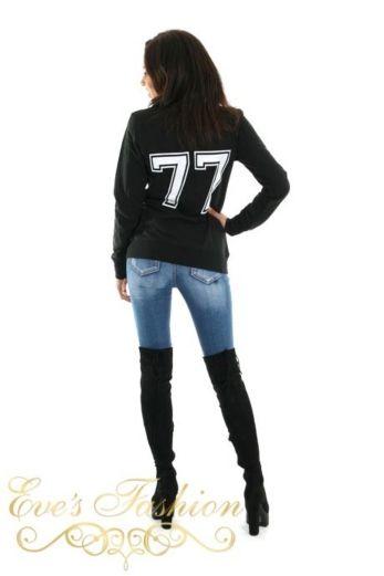 STOUT Sweater Black
