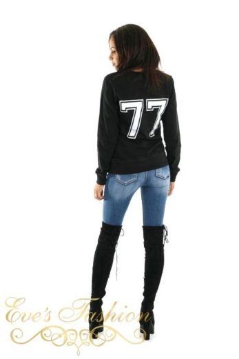 POES Sweater Black