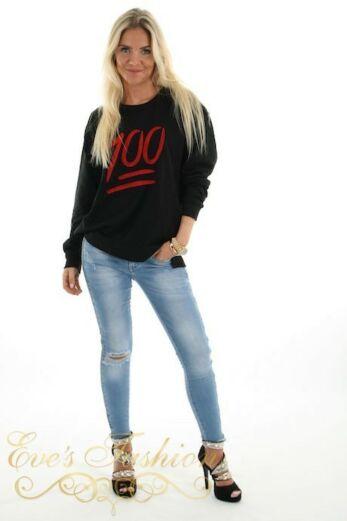 Unisex Sweater 100 Front
