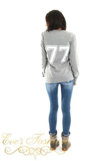 POES Sweater Grey