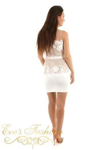 Elisabeth Lace Dress