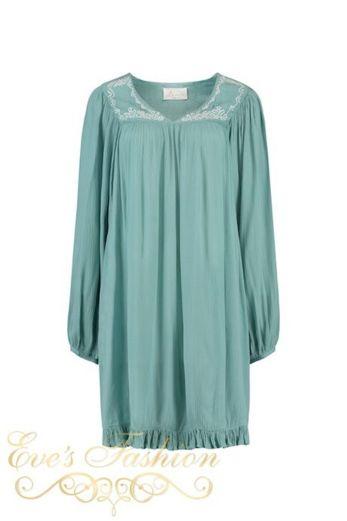 Boby Dress Aqua