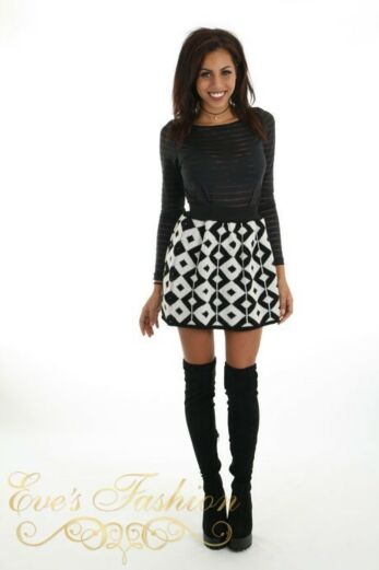 Tally Shirt Black Front