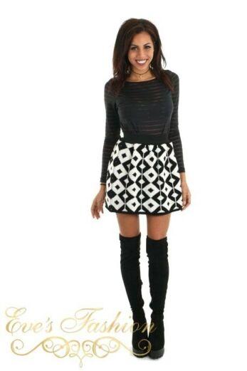Rose Skirt Front