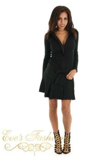 Lui Dress Black front