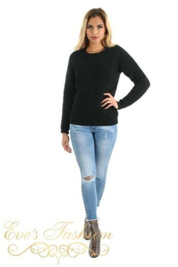 Quin Sweater Antraciet Front