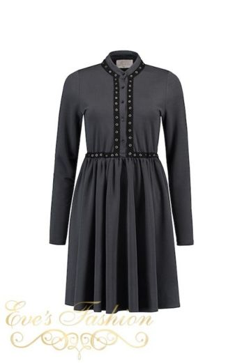 Labee - Sterre Dress Antraciet