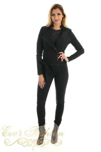 Esme Jacket Black Front