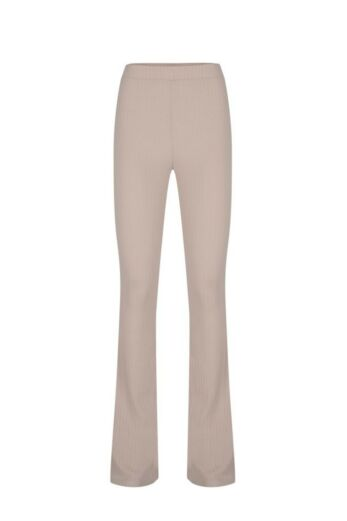 By Veer Flare Pants Creme Front
