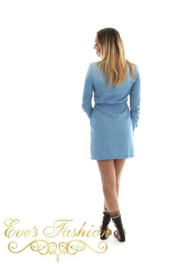 Tunic Blue Denim