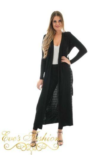 Iconic Vest Black front