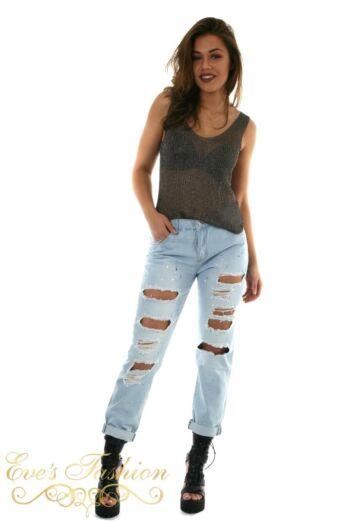 Jada Boyfriend Jeans