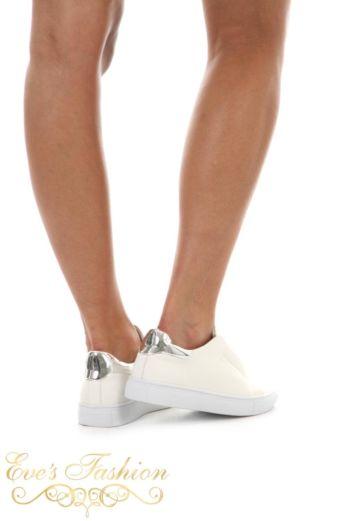 Jacky Sneaker White