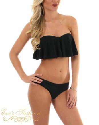 Babes Bikini Black Side