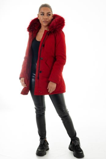 Parka Ruby Red