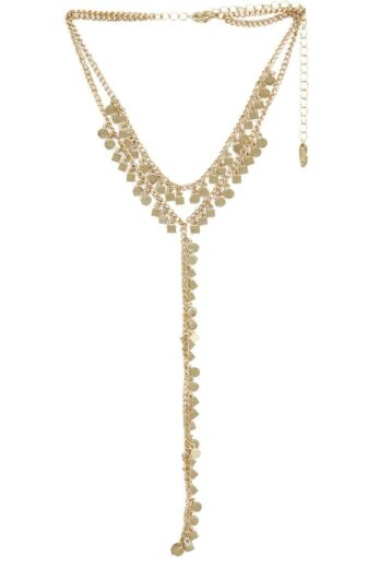 Ettika Ibiza Nights Necklace in Gold