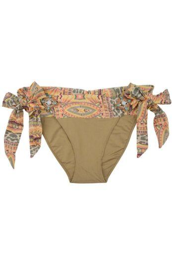 Boho Bikini Bottom Elite Bronze