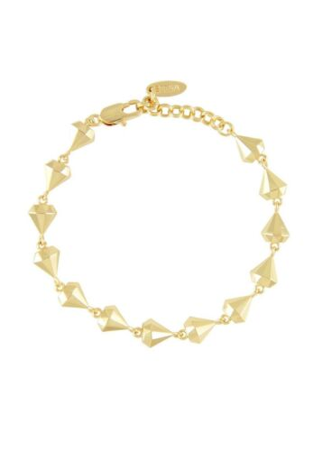 "Lucky Charm Diamond Bracelet ""The Radiant"""
