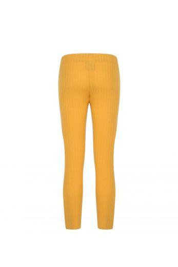 Kids Legging Yellow