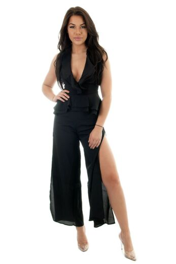 Wild Child Jumpsuit Black
