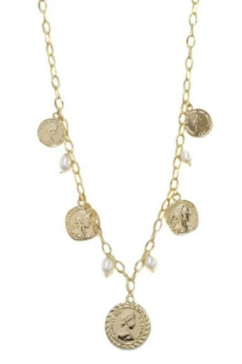 Boho Coins Necklace