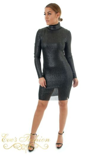 Jacky Luxury Silver Party Dress Front