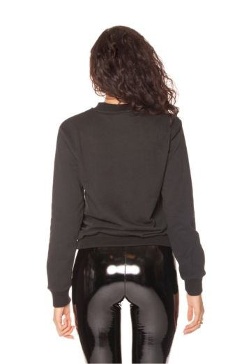 New York Sweater Black