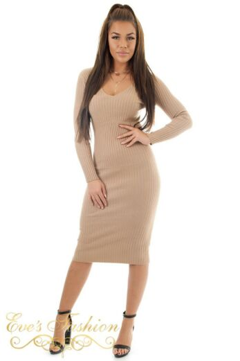 Eve Comfy Doll Dress Nude front