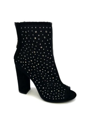 Eve Gina Sparkle Ankle Boots Side