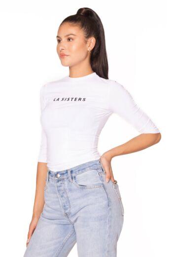 Basic LA Top White
