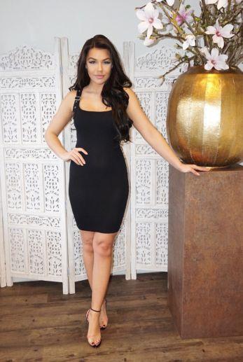 Eve - Valery Dress Black