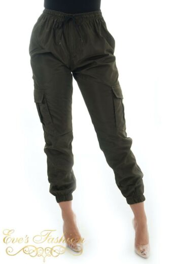 Track Pants Army Green