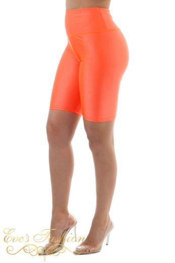 Killin' It Cycling Short Orange