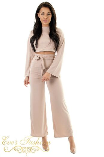 Reese Two Piece Loungewear Creme