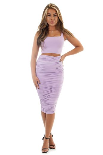 Chelsea Two Piece Lila