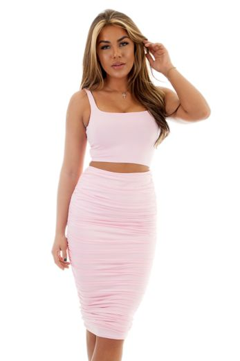 Chelsea Two Piece Pink