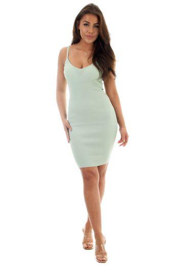 Amy Dress Mint