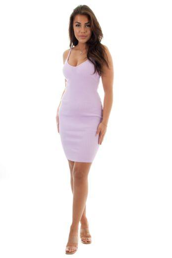 Amy Dress Lila