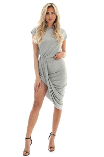 Eve Bree Comfy Two Piece Grey