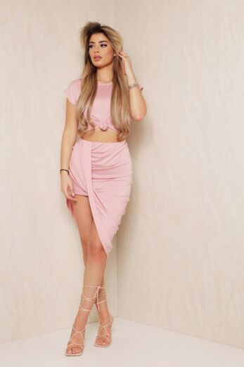 Bree Comfy Two Piece Pink