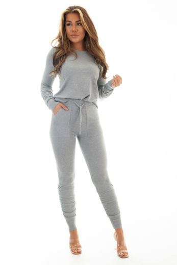 Lara Jogging Set Grey
