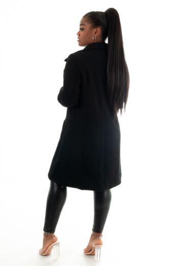 Perfect Blazer Coat Black