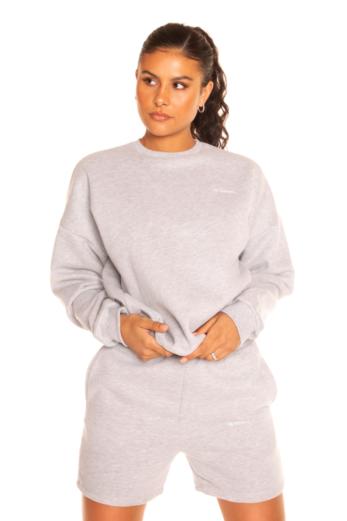 Essential Short Jogging Set Grey