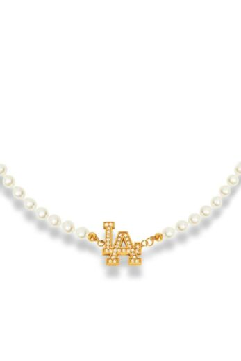 LA Pearl Choker Necklace