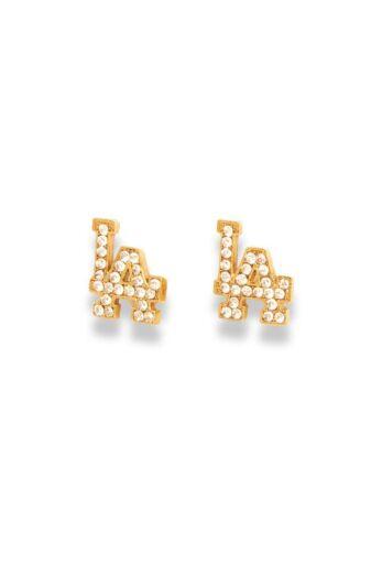 LA Diamond Earrings