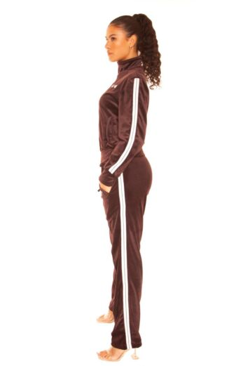 Velvet Flame Two Piece Chocolate