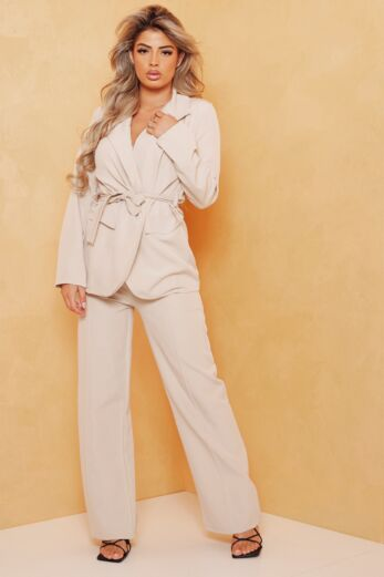 Eve Miss Independent Two Piece Nude Front