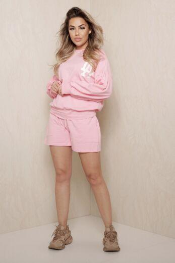 LA Vibes Comfy Set Pink